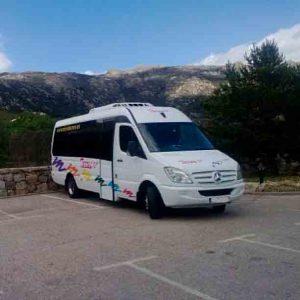 الإيجار الإيجار الميكروباص miniautobus miniautocar