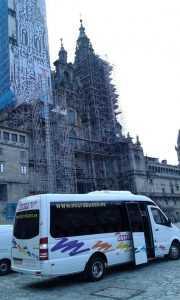microbús Madrid empresas de transporte
