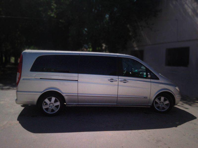 Minivan 7 ülések