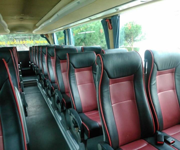 Аренда автобуса, наиболее практичное транспортное решение