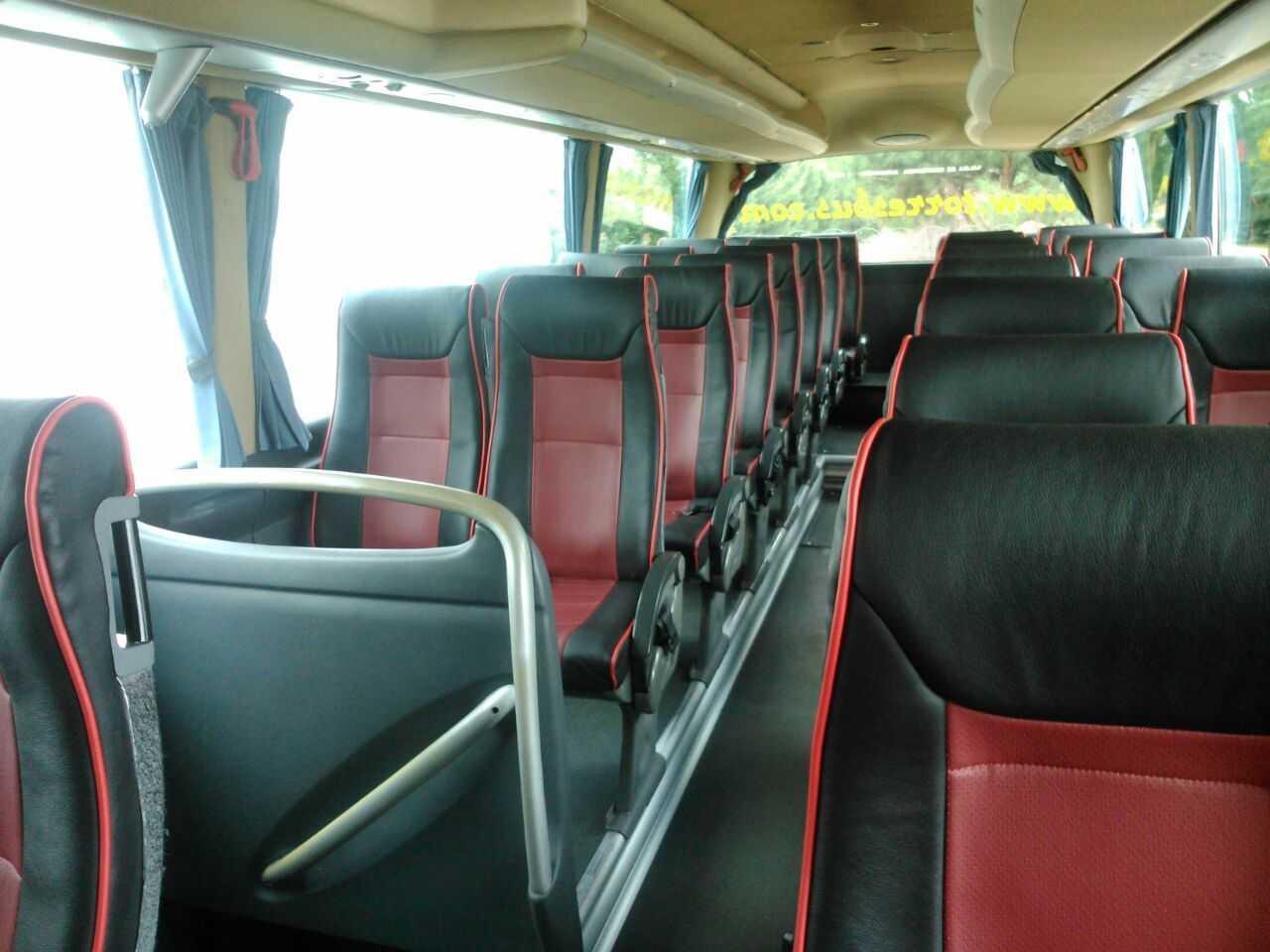 Alquiler de autobús: ¿qué comodidades podemos esperar?