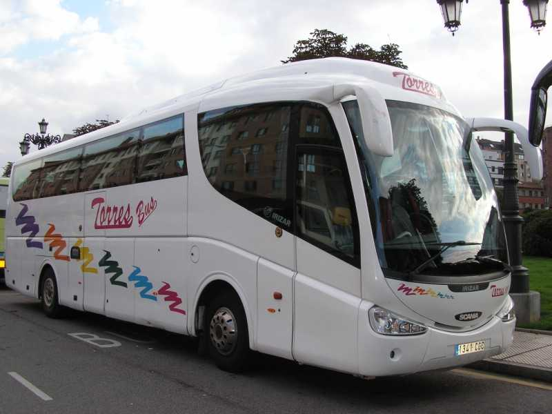 Reisebusvermietung Spanien und Portugal