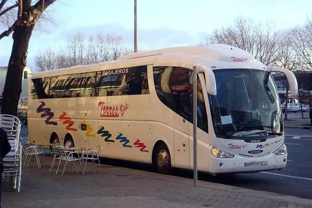 Alquiler autobuses con conductor en madrid para despedida de soltero