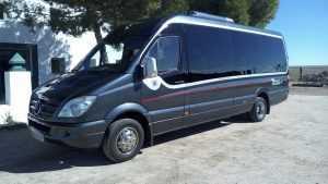 Mietpreise für Kleinbusse