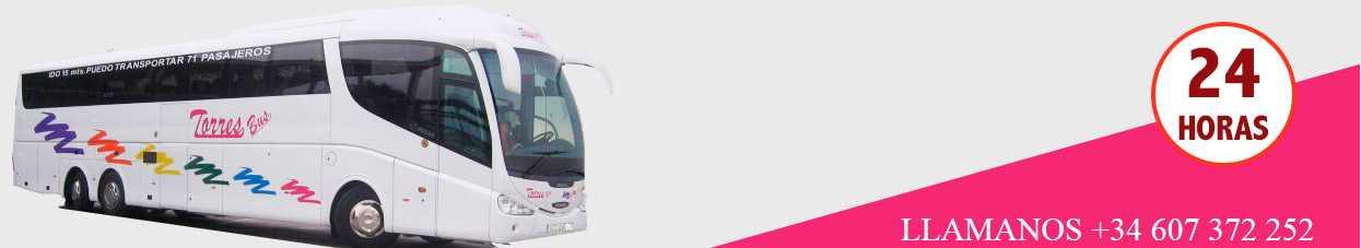 minibuses alquiler