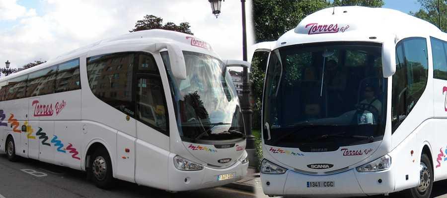 alquiler autocar madrid para excursiones