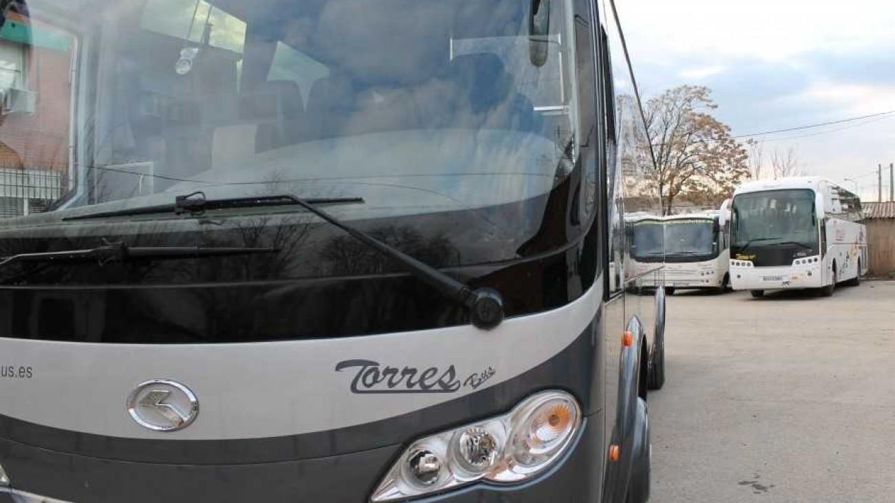 Buszok 40 PLAZAS