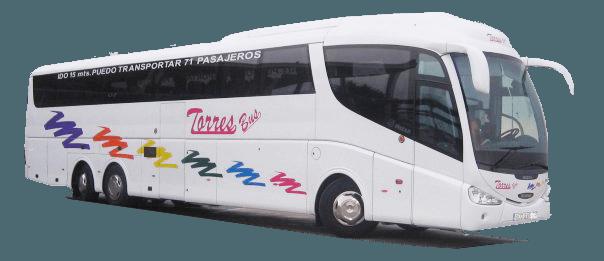 alquiler de autocares en madrid para excursion