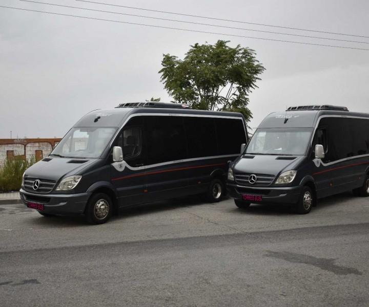 Olcsó buszok bérlése Madridban és Toledóban