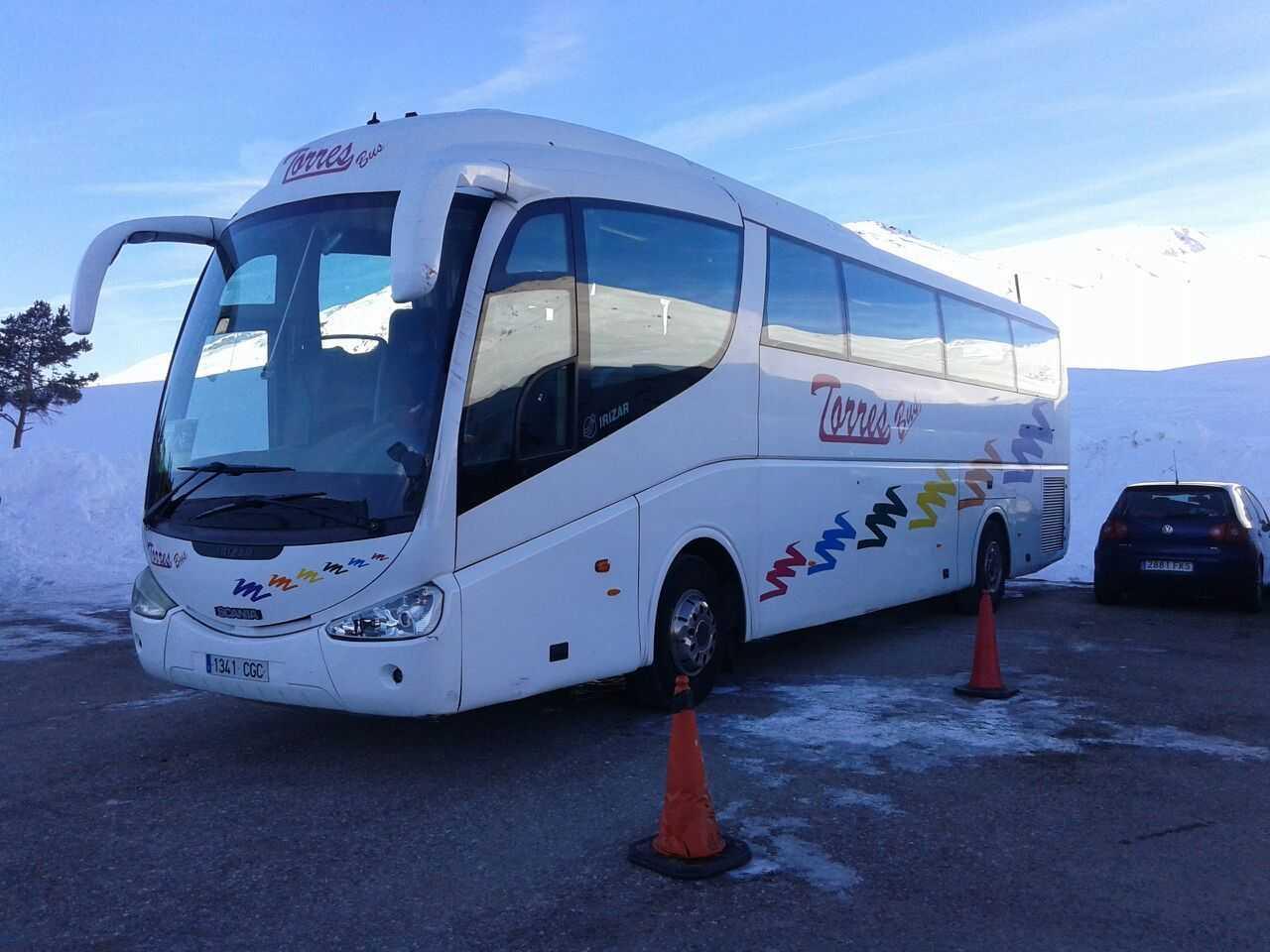 Cuanto cuesta alquilar un autocar en madrid autobuses - Cuanto cuesta acristalar un porche ...