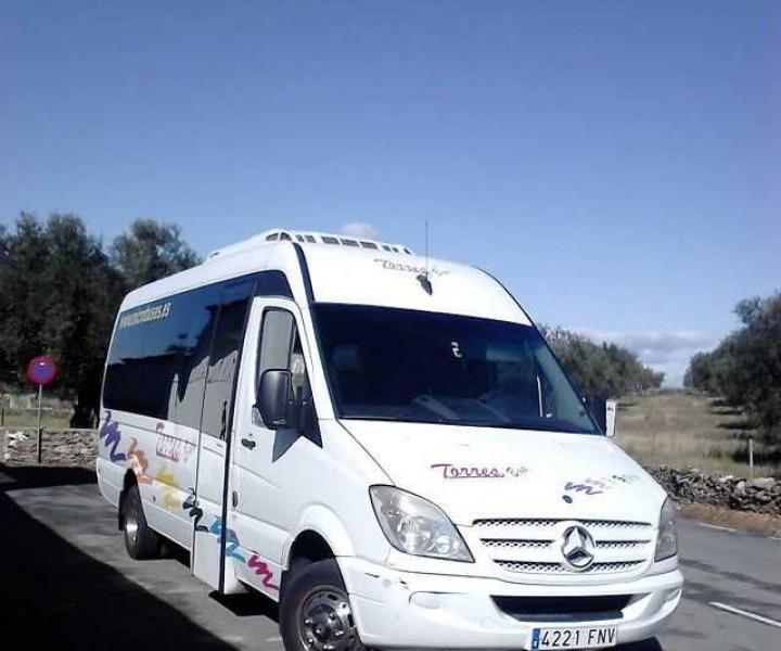 Транспорт Аренда Автобусы Мадрид