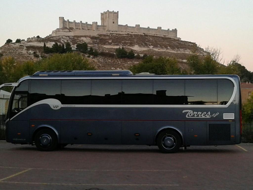 Kiri tas-siġġijiet VIP minibus 30 madrid u toledo