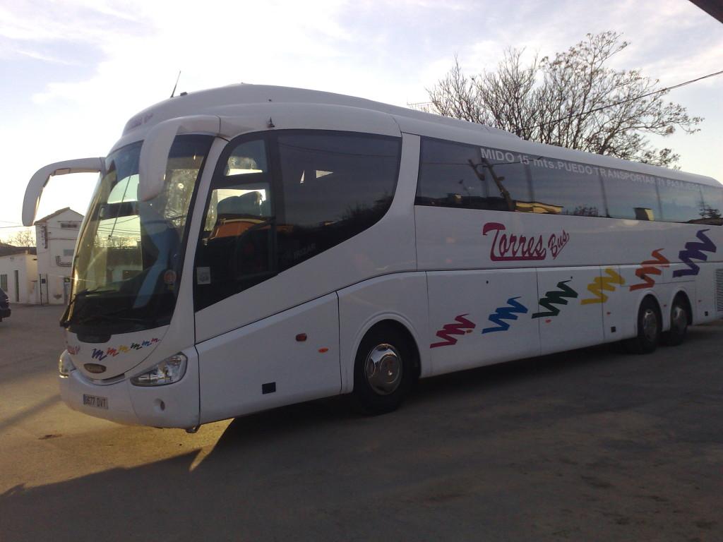 închiriere de microbuze cu prețurile șoferului madrid