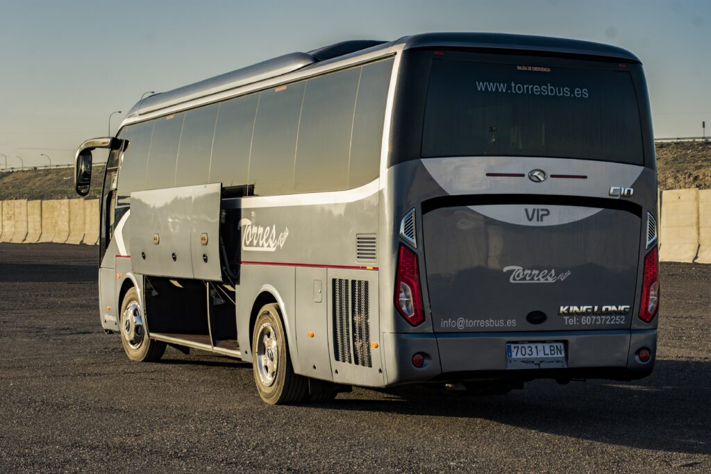 Madrid airport coach hire