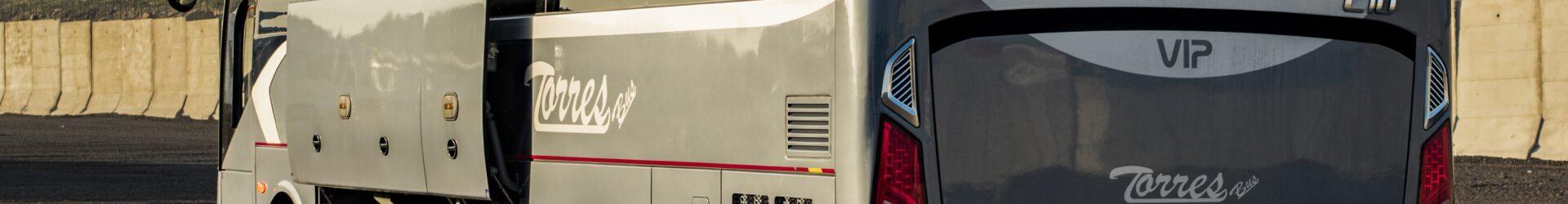 Alquiler autocares aeropuerto de Madrid