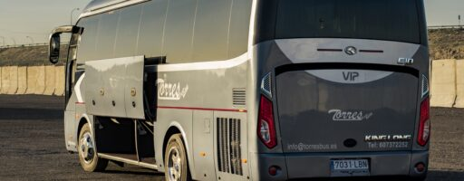 Alquiler autocares y autobuses en Madrid