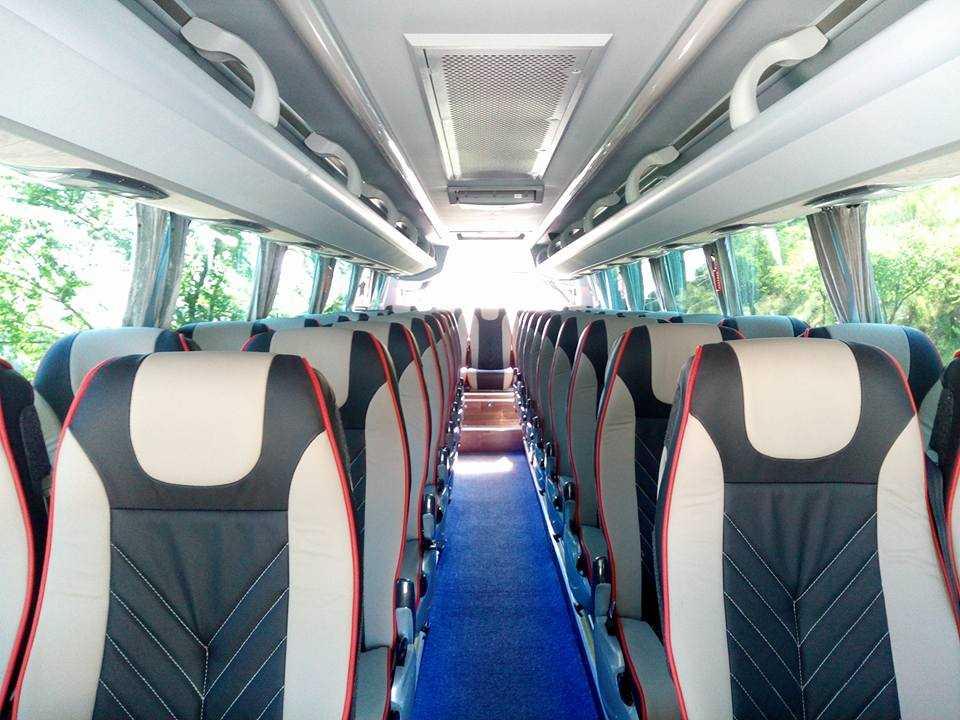 Tempat sewa bas 15 yang perlu diketahui - VIP minibus