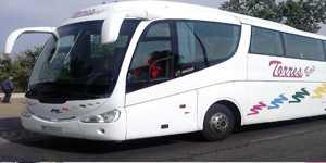 Sewa bas 50 / 54