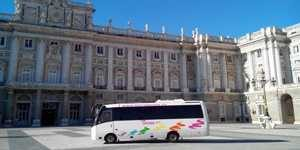 alquiler de microbuses y minibuses miniautocares 16 plazas