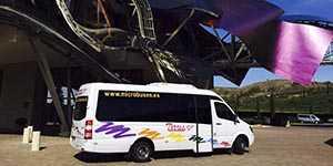 Minibus 16 orang dengan pemandu