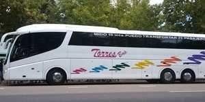 코치 70 광장 마드리드 운송 회사 미니 버스 미니 코치 마드리드