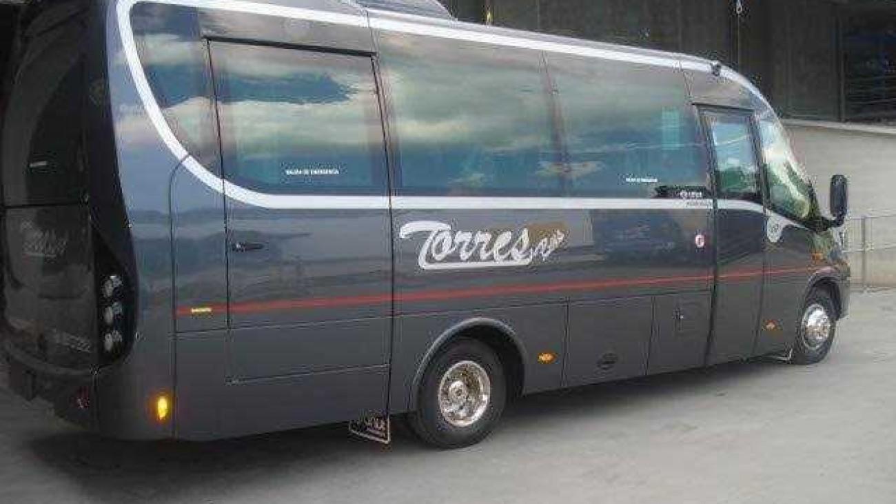 Microônibus 12 - 16 - 24 e 30 Plazas