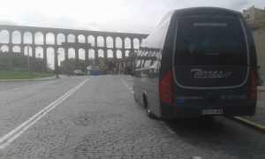 Alquiler de minibuses de 25 plazas en Madrid VIP