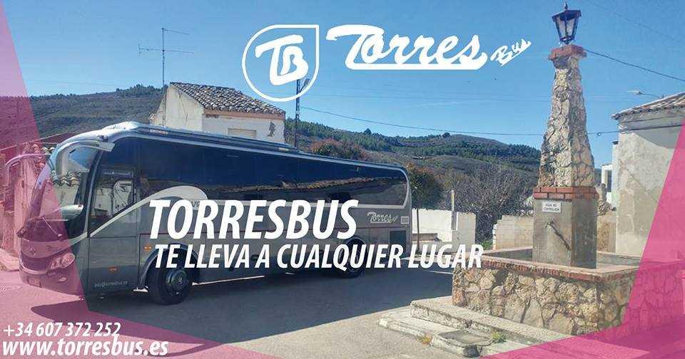 alquilar un microbus en madrid para cenas de navidad