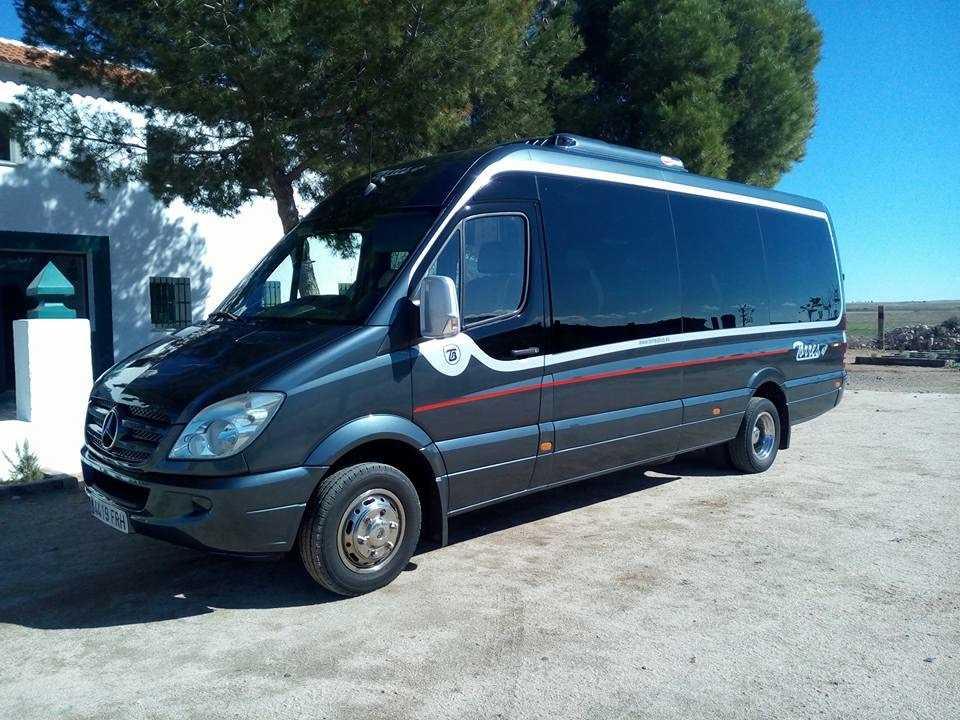 Vip Luxury Minibus Rental