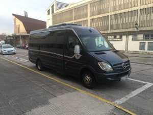 Microbus-Verleih für Escursion von Madris