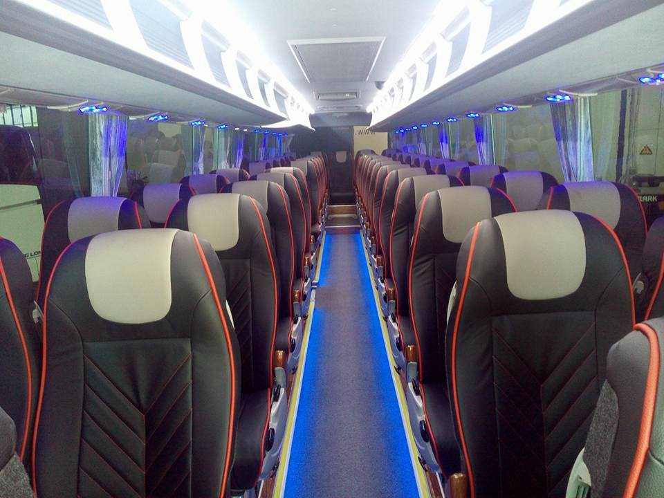 alquiler de autobuses sin conductor