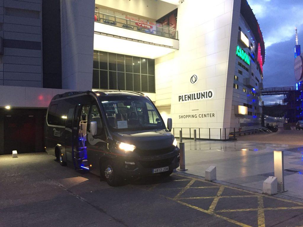 alquiler de autobuses para bodas precios
