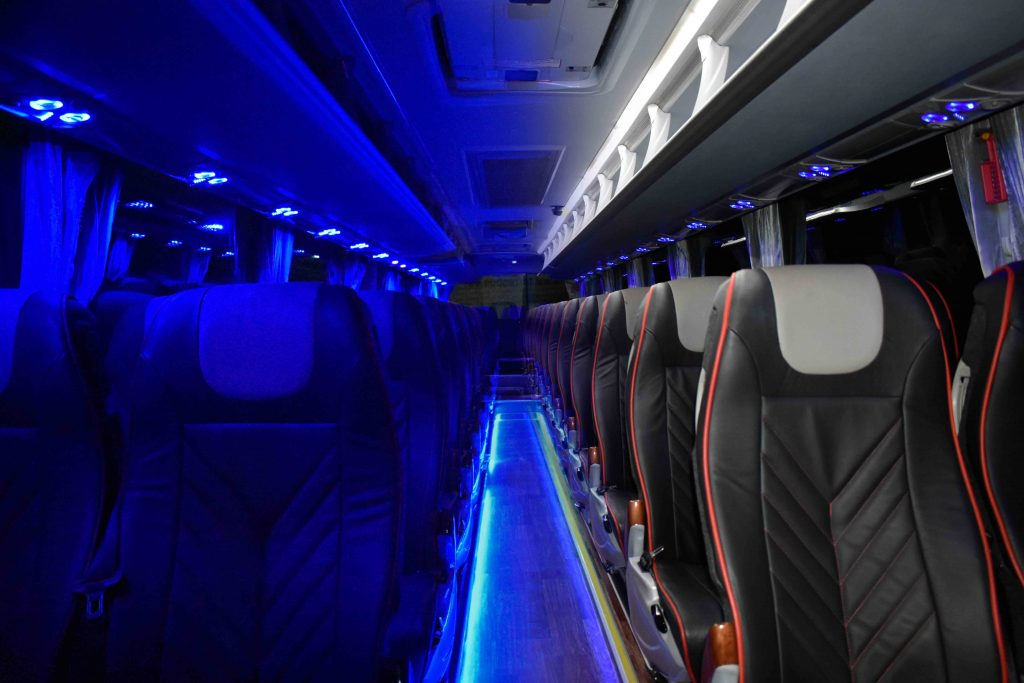 was tun, um nicht im Bus seekrank zu werden