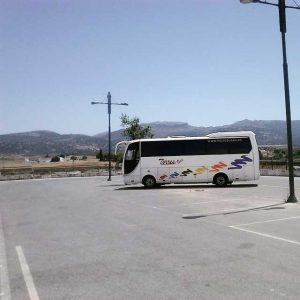 Rent Bus 30 seats Madrid Sevilla