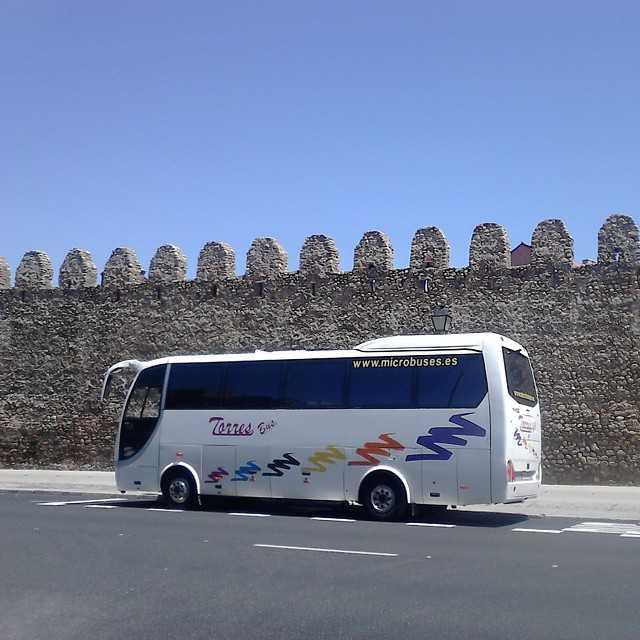 35 bus kiri madrid turist