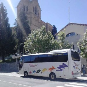 Rent Bus 36 seats Madrid