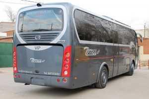 autobus vip disco in madrid