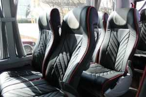 Madrid party bachelor party bachelor buses with tables minibuses with tables