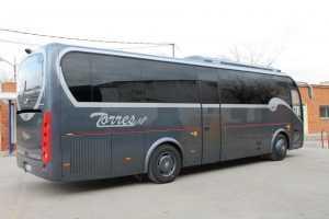 minibusz luxus madrid vip vacsora búcsú kirándulások vezetett túrák panoráma