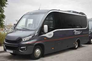 executive minibus transfer airport discreet embassies sencill