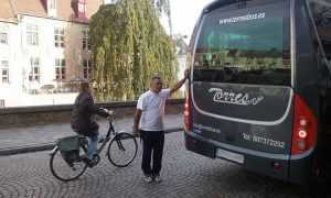 Exkursion Dienstleistungen Unternehmen Transport von Reisenden