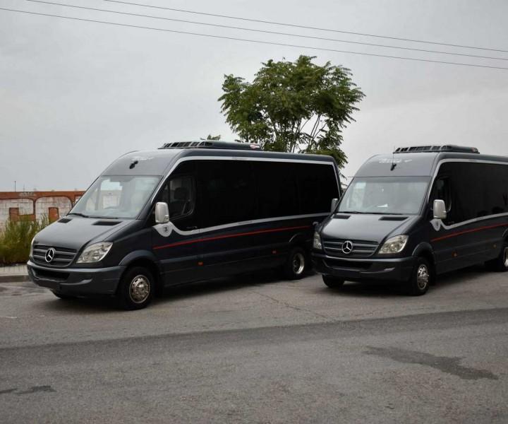 Туристический автобус Мадрид Испания | Torresbus Coache