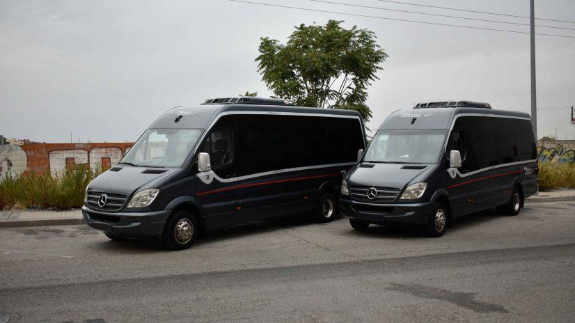 Jurulatih Sewa Madrid Sepanyol | Torresbus Coache