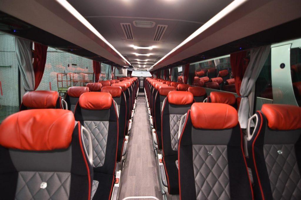 결혼식 용 렌탈 버스
