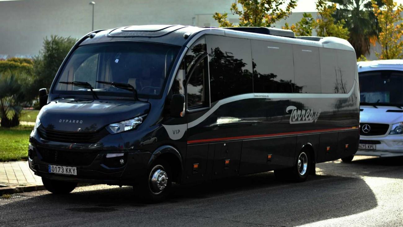 Microbus 33 Plazas