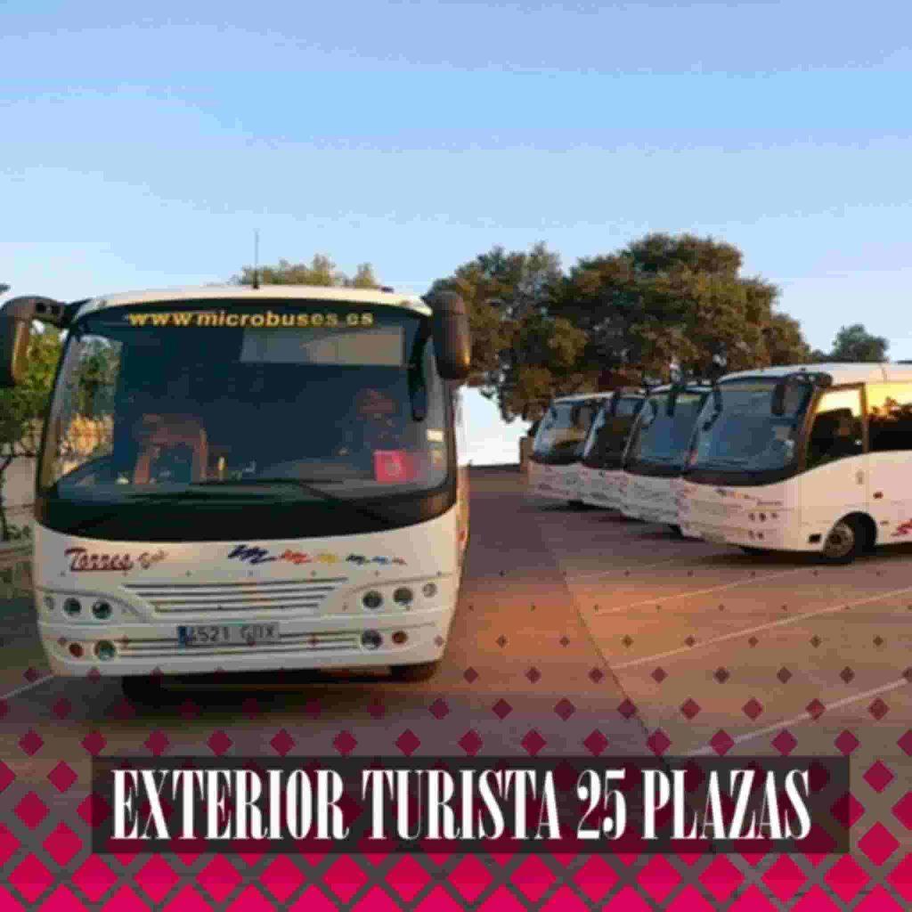 ミニバス25プラザトゥリスタレンタルミニバス