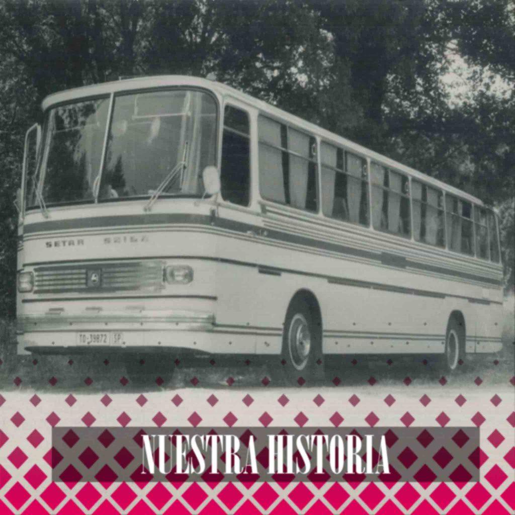 História do aluguel de ônibus em torresbus