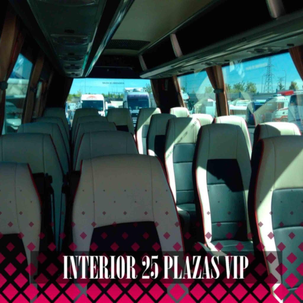 minibus iveco unvi empresa de alquiler de minibuses en madrid