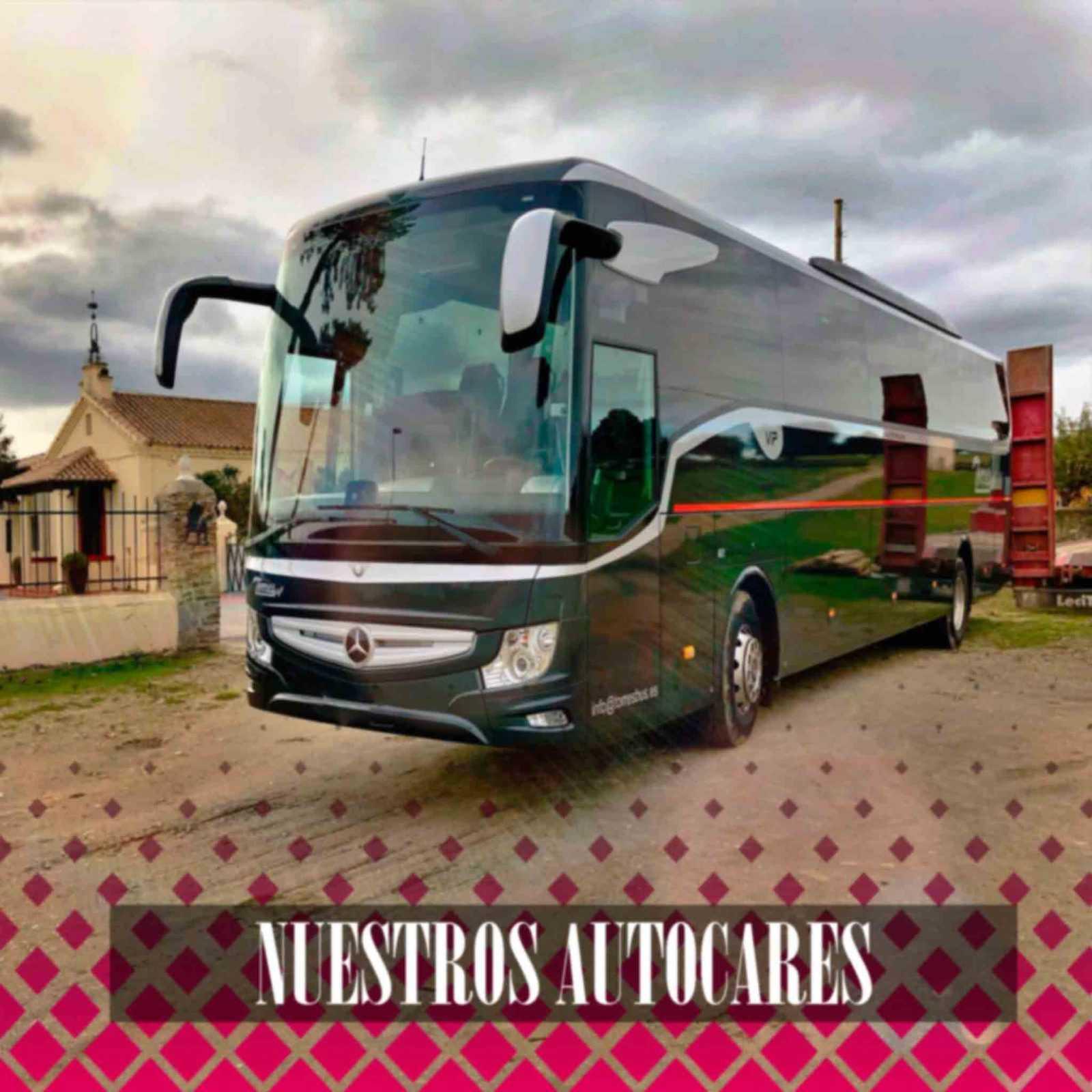 Empresa Alquiler autocar madrid
