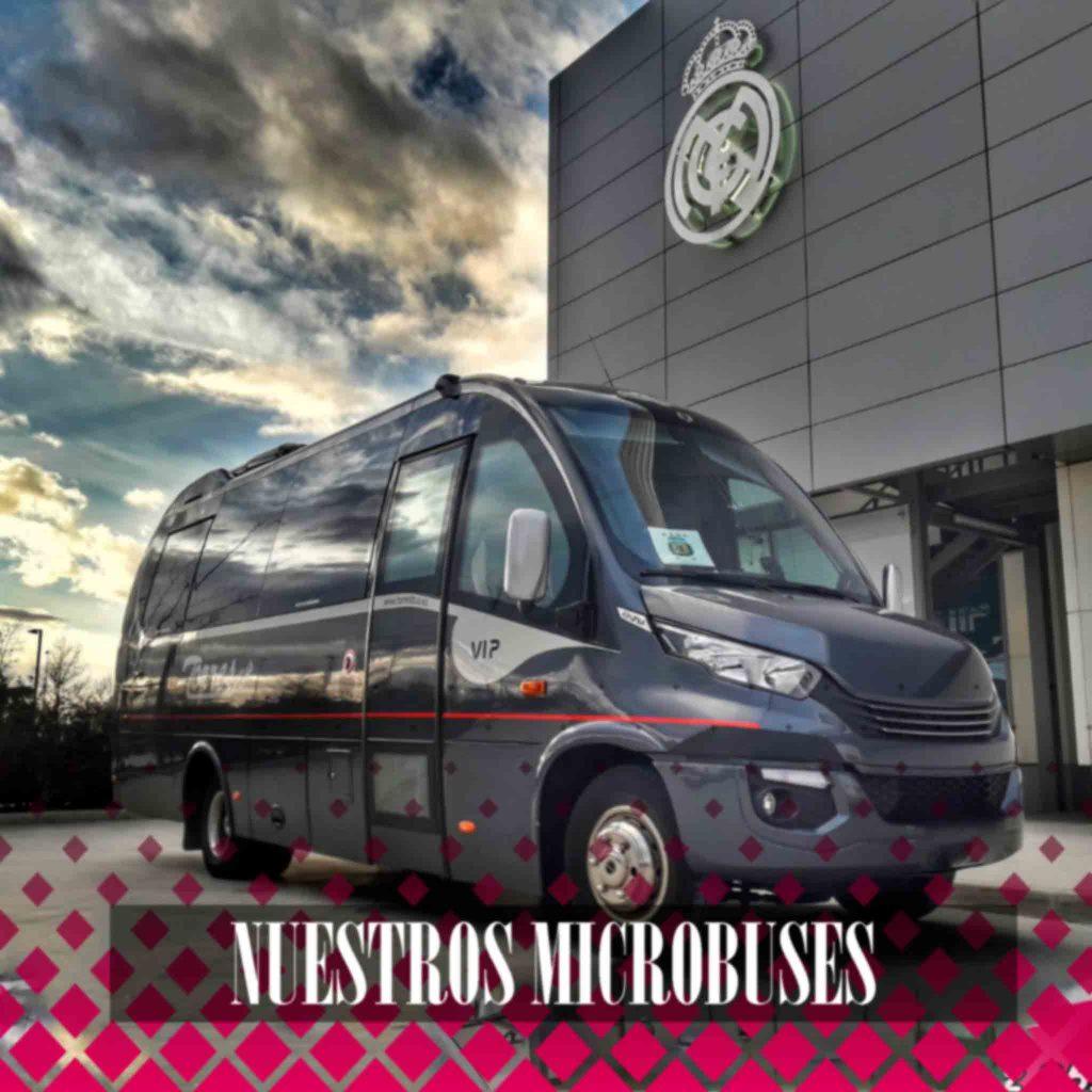Nossos Microbuses Torres Bus
